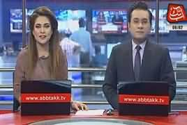 Abbtak News 9pm Bulletin – 8th February 2018