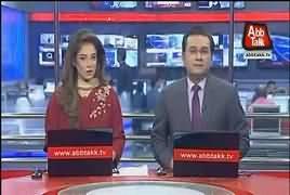 Abbtak News 9pm Bulletin – 8th January 2018