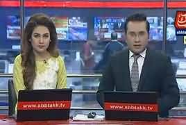 Abbtak News 9pm Bulletin – 8th January 2019