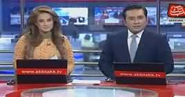 Abbtak News 9pm Bulletin – 8th June 2018