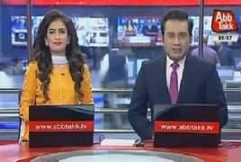 Abbtak News 9pm Bulletin – 9th February 2018