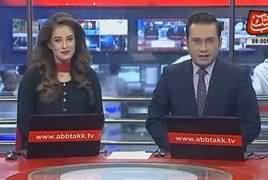 Abbtak News 9pm Bulletin – 9th March 2018