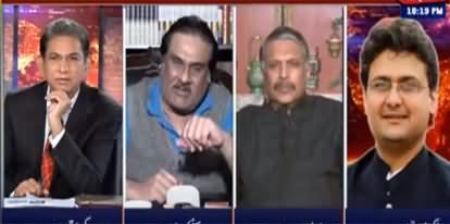 AbbTakk Dr Danish Kay Sath (Uncertainty in Pakistan) - 2nd December 2020