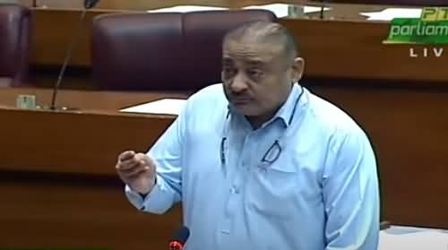 Abdul Qadir Patel's Aggressive Speech in National Assembly - 2nd August 2021
