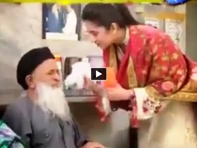 Abdul Sattar Edhi Gets Emotional While Talking About Robbery at Edhi Center