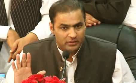 Abid Sher Ali Badly Insulted By An Old Man During Inauguration Ceremony