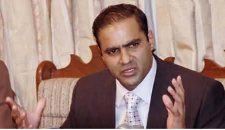Abid Sher Ali Bashing Jamshaid Dasti on Exposing the Illegal Activities of Parliamentarians