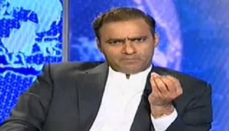 Abid Sher Ali Demands Action Against Altaf Hussain on His Statements About Pak Army