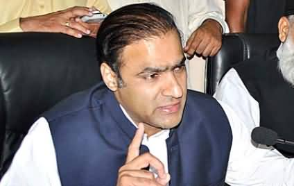 Abid Sher Ali Disconnects the Electricity of 14 Feeders in 8 Districts Including Peshawar