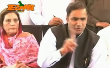Abid Sher Ali Funny Tezabi Totay, Telling The Benefits of Load Shedding