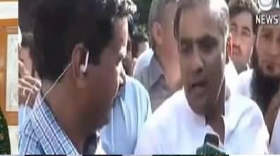 Abid Sher Ali Media Talk After Islamabad High Court Verdict