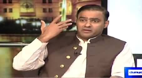 Abid Sher Ali Telling Unique Work of Shahbaz Sharif in Power Sector