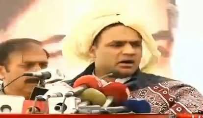 Abid Sher Ali Using Shameful Language Against Imran Khan