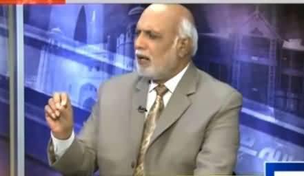 About Three Lac Indians Have Settled in Karachi - Haroon Rasheed's Shocking Revelation