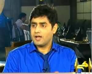 Abrar ul Haq Exclusive Interview with Fiza Ali On Capital Tv - 18th October 2013