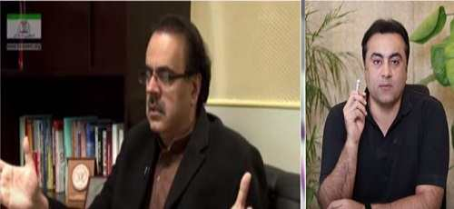 According to Saeed Ghani's Lawyer, Non-Bailable Warrants Issued Against Anchor Dr Shahid Masood? Mansoor Ali Khan