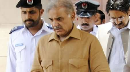 Accountability Court Sends Shahbaz Sharif To Jail on Judicial Remand
