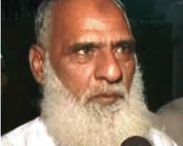 Accused of Musharraf Attack Faqir Hussain Denied To Come Out of Jail After Release