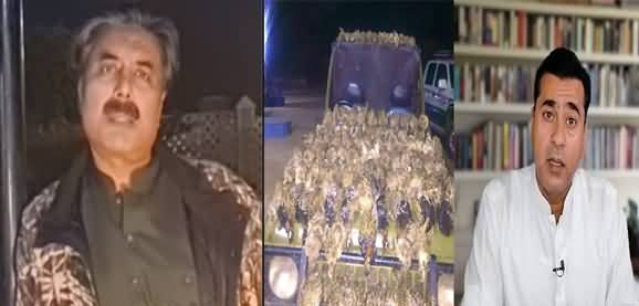 Aftab Iqbal's Comments on Imran Riaz Khan's Viral Picture of Birds Hunting
