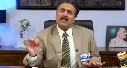 Aftab Iqbal Shares Few Points to Tackle Population Crisis in Pakistan