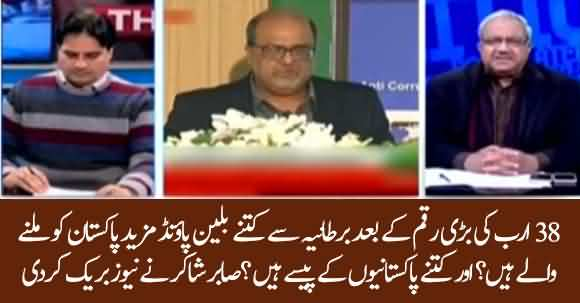After Malik Riaz 190 Million Pounds, Billions Of Pound To Transfer In Pakistan - Sabir Shakir Reveals
