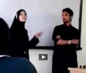 اگر آپ ایک نالائق سٹوڈنٹ ہیں تو کبھی بھی اپنی ٹیچر کو پروپوز کرنے کی کوشش مت کرنا ۔ورنہ یہی ہوگا۔