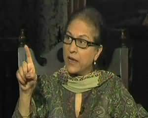 Agar (Asma Jahangir Exclusive) - 22nd September 2013