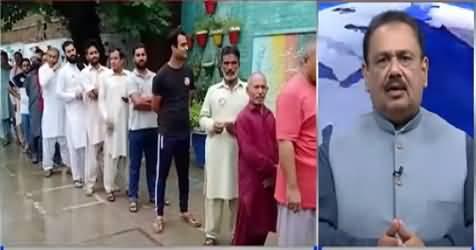Agar Masjid Main Bhi Sialkot Election Hota To Humne Kehna Tha Dhandli Hoi Hai - Rana Azeem Quoted PMLN Members
