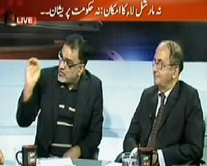 Agar (No Chance of Martial Law, Govt is Satisfied) – 25th May 2014