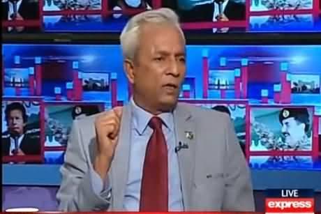 Agar Pakistan Mein Fauj Aai Tu Kya Awam Nikle Gi - Watch Nihal Hashmi's Reply