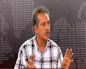 Agenda 360 (Altaf Hussain Ke Jansheen Ki Khabar Ko MQM Ne Deny Kar Dia) – 1st February 2014