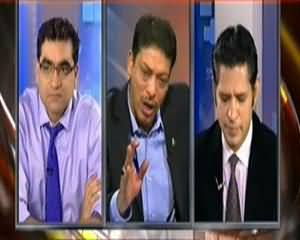 Agenda 360 (Exclusive Interview With Faisal Raza Abidi) – 5th October 2013