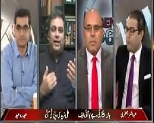 Agenda 360 (Future of PTI And MQM Relations) – 9th August 2015