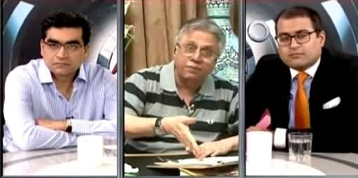 Agenda 360 (Hassan Nisar Exclusive Interview) – 31st May 2015