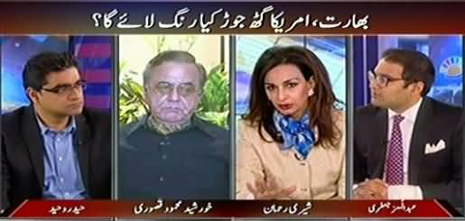 Agenda 360 (Impact of America, India Alliance on Pakistan) - 8th November 2014