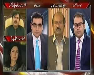 Agenda 360 (Imran Khan ka KPK Ke People Ki Behtri Par Zoor) - 6th April 2014