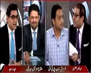 Agenda 360 (Imran Khan Speaks on Judicial Commission Report) – 25th July 2015