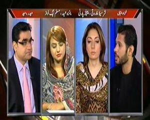 Agenda 360 (Karachi Mein Aman Ke Liye Wafaqi Hukumaat Ke Ikdamaat Kafi??) - 7th September 2013