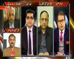 Agenda 360 (Police Transfers and Future of Karachi Operation) - 18th January 2014