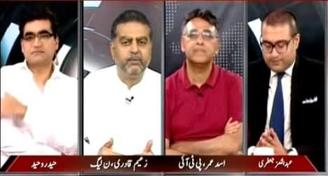 Agenda 360 (PTI Wants To Raise Issue of Altaf's Speech in UK) – 3rd May 2015