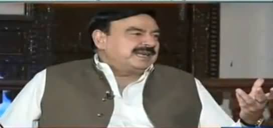 Agenda 360 (Sheikh Rasheed Ahmad Exclusive Interview) ‬ - 23rd October 2016‬