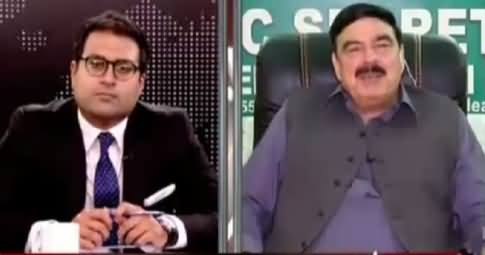 Agenda 360 (Sheikh Rasheed Ahmad Exclusive Interview) – 8th May 2016