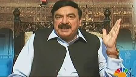 Agenda 360 (Sheikh Rasheed Exclusive Interview) – 3rd August 2014