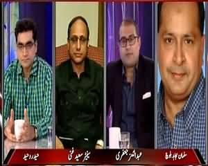 Agenda 360 (When Sindh Govt Will Start Performing?) – 14th June 2015