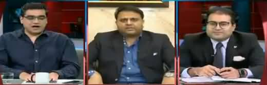 Agenda 360 (Special Talk With Fawad Chaudhry) - 20th October 2018