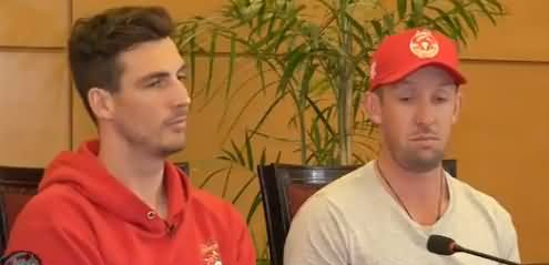 Agenda 360 (Special Talk With Islamabad United Players) - 24th March 2018