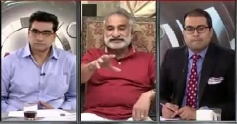 Agenda 360 (Zulfiqar Mirza Exclusive Interview) – 12th September 2015