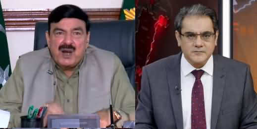 Agenda Pakistan with Amir Zia (Sheikh Rasheed Exclusive Interview) - 13th July 2019
