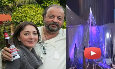 Agha Siraj Durrnani Transforms Sindh assembly into marriage hall for his nephew's wedding