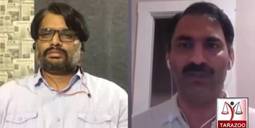 Ahmad Noorani Latest Talk With Bilal Ghauri Regarding His Story on Asim Saleem Bajwa